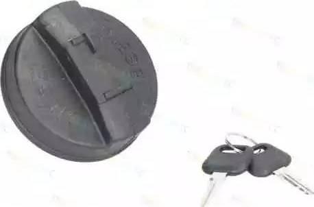 Thermotec SCA-CA-002 - Крышка, топливный бак mavto.com.ua