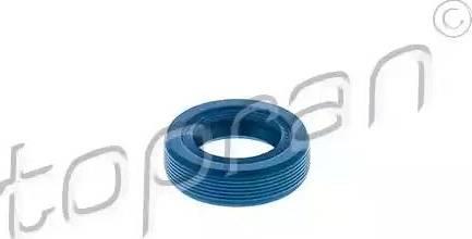 Topran 100 007 - Уплотняющее кольцо, ступенчатая коробка передач mavto.com.ua