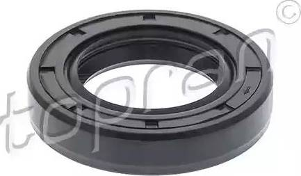 Topran 100083 - Уплотнительное кольцо вала, приводной вал mavto.com.ua