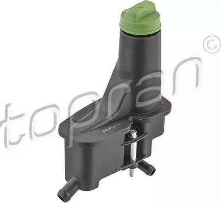 Topran 108 569 - Компенсационный бак, гидравлического масла усилителя руля mavto.com.ua