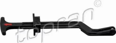 Topran 114 412 - Ручка, открывания моторного отсека mavto.com.ua