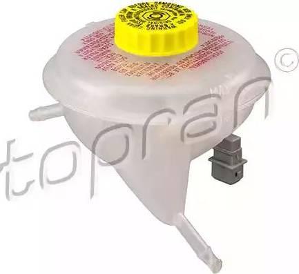 Topran 114009 - Компенсационный бак, тормозная жидкость mavto.com.ua