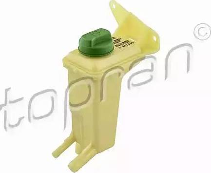 Topran 110 689 - Компенсационный бак, гидравлического масла усилителя руля mavto.com.ua