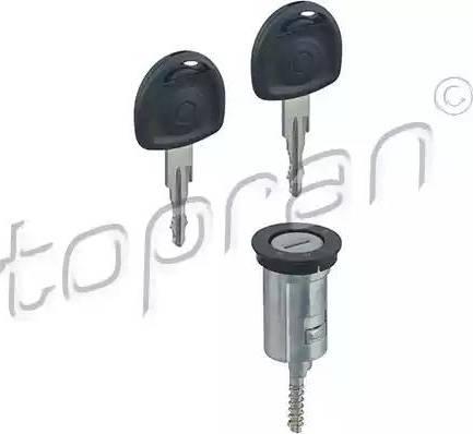 Topran 205 654 - Замок, замок-выключатель mavto.com.ua