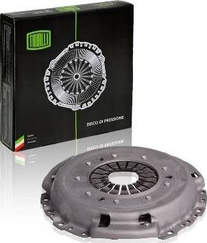 Trialli FS 0812 - Нажимной диск сцепления mavto.com.ua