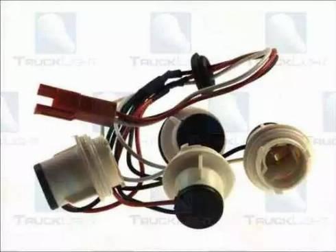 Trucklight CA-SC001 - Кабельный комплект, основная фара mavto.com.ua