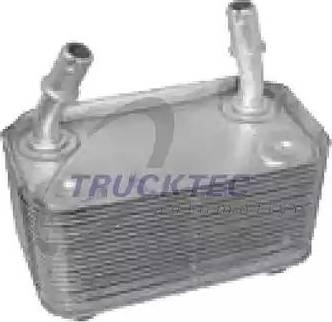 Trucktec Automotive 08.25.025 - Масляный радиатор, автоматическая коробка передач mavto.com.ua
