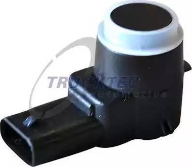 Trucktec Automotive 02.42.057 - Датчик, система помощи при парковке mavto.com.ua