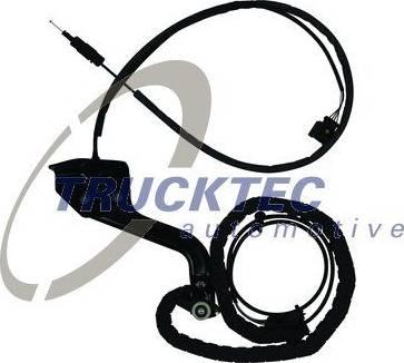 Trucktec Automotive 02.42.107 - Ремонтный комплект, кабельный комплект mavto.com.ua