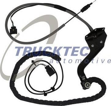 Trucktec Automotive 02.42.111 - Ремонтный комплект, кабельный комплект mavto.com.ua