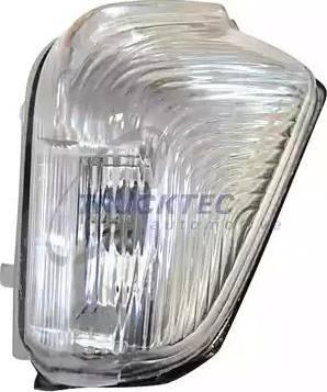 Trucktec Automotive 02.58.364 - Корпус, фонарь указателя поворота mavto.com.ua