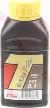 TRW PFB525 - Тормозная жидкость mavto.com.ua
