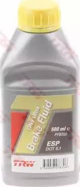TRW PFB750 - Тормозная жидкость mavto.com.ua