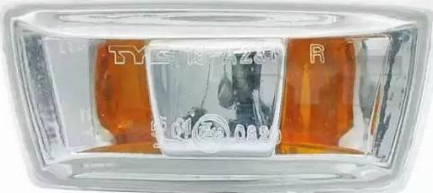 TYC 18-0231-01-2 - Боковой фонарь, указатель поворота mavto.com.ua