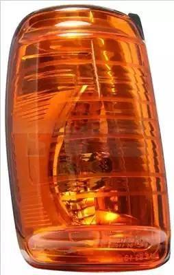 TYC 310-0217-3 - Боковой фонарь, указатель поворота mavto.com.ua