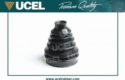 UCEL 10722-T - Пыльник, приводной вал mavto.com.ua