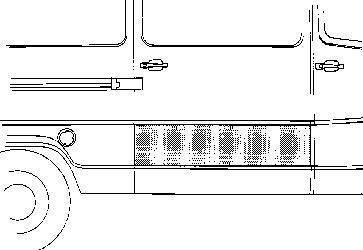 Van Wezel 3070174 - Дверь, кузов mavto.com.ua