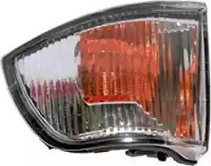 Van Wezel 2815915 - Боковой фонарь, указатель поворота mavto.com.ua