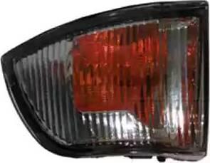 Van Wezel 2815917 - Боковой фонарь, указатель поворота mavto.com.ua