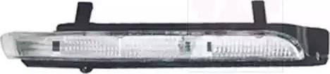 Van Wezel 7636916 - Боковой фонарь, указатель поворота mavto.com.ua