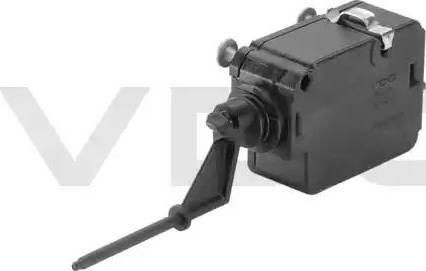 VDO 406-204-003-012Z - Актуатор, регулировочный элемент, центральный замок mavto.com.ua