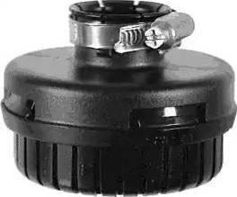 Wabco 432 407 012 0 - Глушитель шума, пневматическая система mavto.com.ua