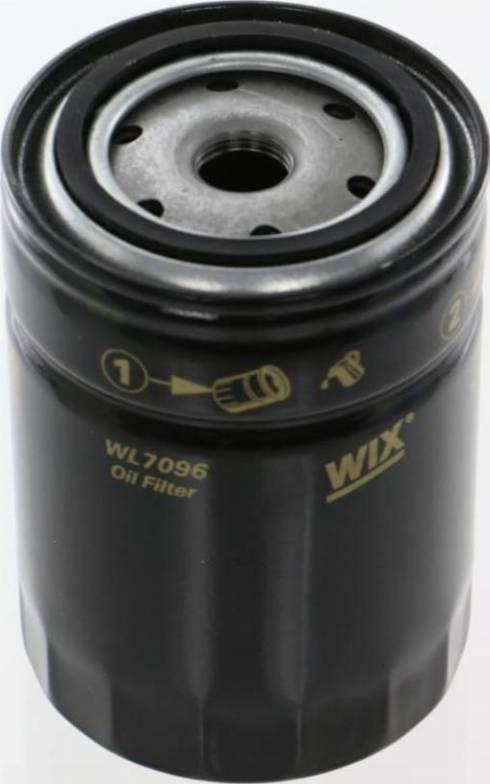 WIX Filters WL7096 - Фильтр, Гидравлическая система привода рабочего оборудования mavto.com.ua