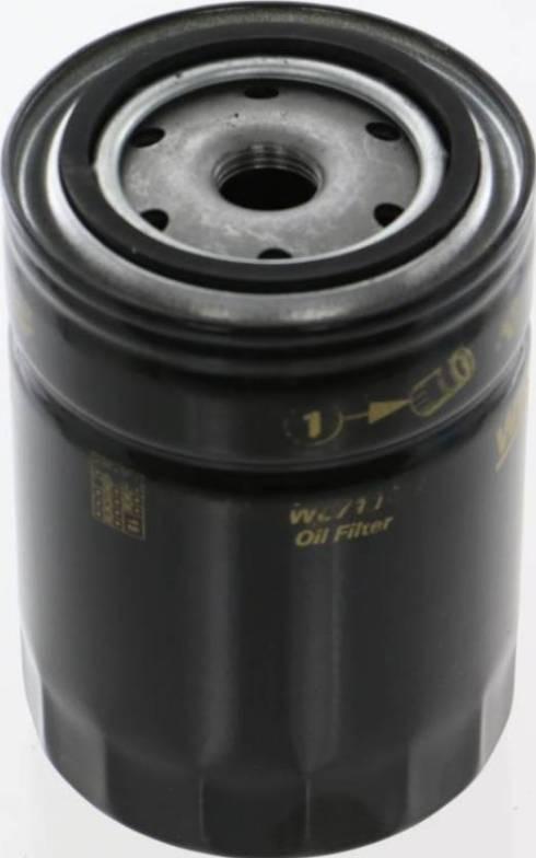 WIX Filters WL7114 - Фильтр, Гидравлическая система привода рабочего оборудования mavto.com.ua