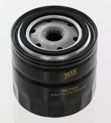 WIX Filters WL7124 - Фильтр, Гидравлическая система привода рабочего оборудования mavto.com.ua